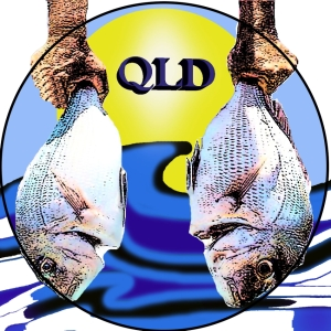 qld fishing logo